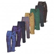 Pantaloni Texo Contrast