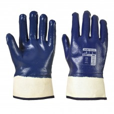 Manusi fully dipped nitrile safety