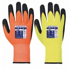Manusi VIS-Tex5 cut resistant -poliuretan