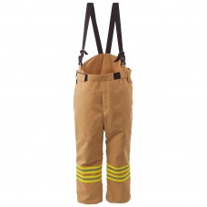 Pantaloni cu pieptar pompieri 5000